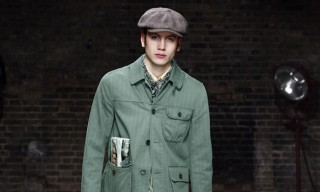 Spirit of Union – Ben Sherman Plectrum Fall Winter 2013