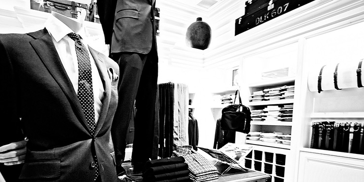 The Emergence of Special-Experience Menswear Stores on BoF 1