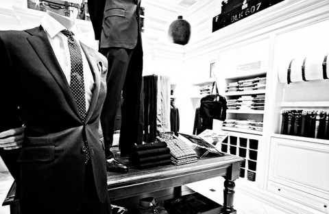 The Emergence of Special-Experience Menswear Stores on BoF 2