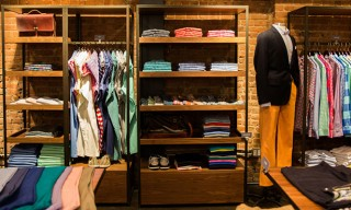 A Look Inside Bonobos SoHo, NYC Guideshop
