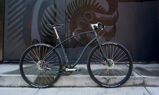 Budnitz Bicycles Custom Model No. 1 Scorcher for Cool Hunting