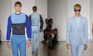 Calvin Klein Spring Summer 2014 Collection