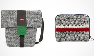 Designer Dai Fujiwara for Camper Mori Bag Collection