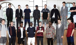 Selectism Q&A: Charlie & Joe Casely-Hayford on Spring Summer 2014 'Secret Colonies'