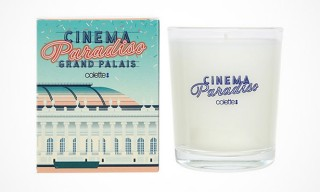 A Cinema Paradiso Candle from Colette