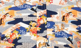 An All-Over Kimono Camo Shirt from Gitman Vintage