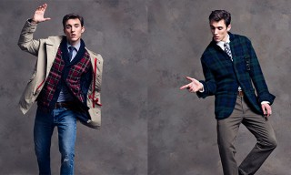 Grayers Fall Winter 2013 Lookbook