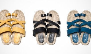 N. Hoolywood and Gaimo Summer Sandals