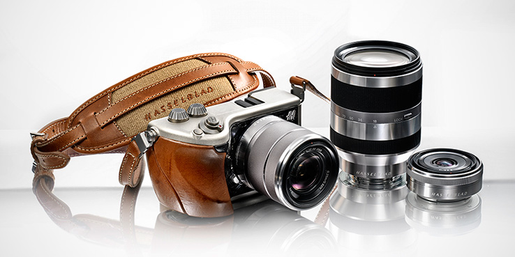 Hasselblad Lunar Point-and-Shoot Camera