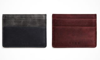 IISE Presents A Capsule Collection of Wallets and Cardholders