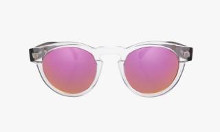 Pink Mirrored Lens Sunglasses from Illesteva