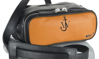 J.W Anderson Turns his Hand to Camera Bags for Nikon Cameras