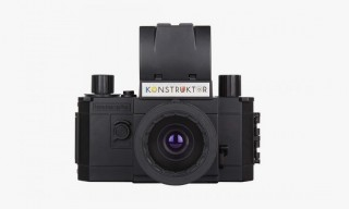 Make Your Own Lomography Camera with the Konstruktor DIY Kit