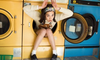 "Maison Kitsuné's Fall Winter 2013 Lookbook – Tokyo ""Street Chic"""