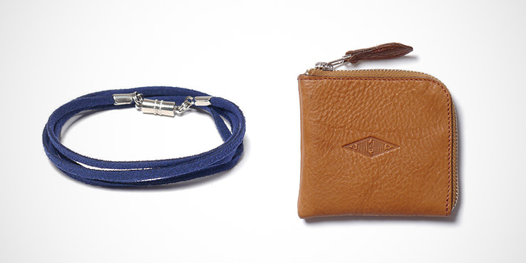 Maple Supply Co. - Kootenay Leather Collection