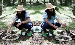 Living the Wilderness with New Fangle Spring Summer 2013 Lookbook