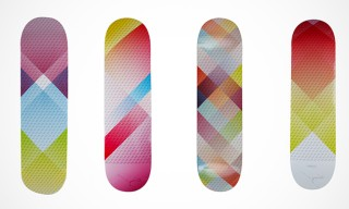Odin New York Limited Edition Skateboard Decks