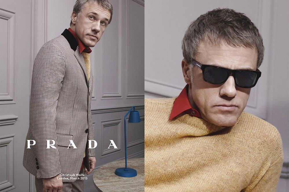 prada-fall-2013-campaign-christoph-waltz-01