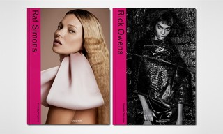 i-D and Taschen Celebrate Rick Owens and Raf Simons With 2 New Portfolio Books