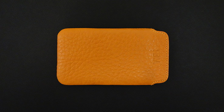 SENA Leather Apple iPhone 5 Sleeve 1