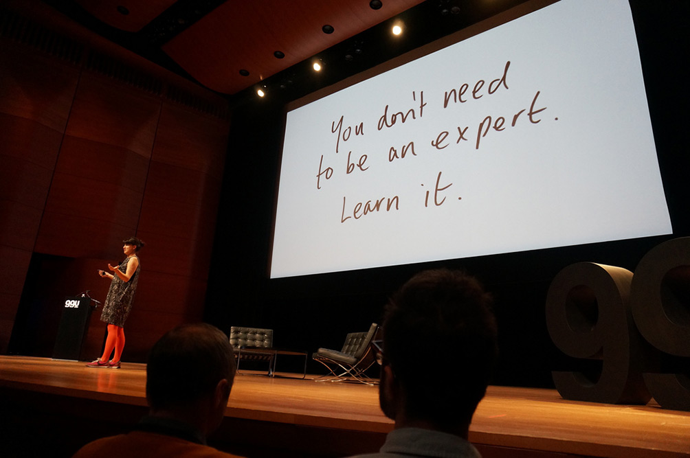 Sugru and the Culture of DIY Fixing at 99U Conference