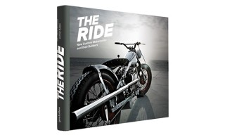 Gestalten Release New Custom Motorcycle Book 'The Ride'