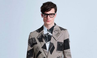 Viktor & Rolf Present a Multitude of Suits for Spring Summer 2014