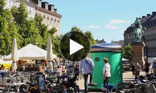 Mega Vipp Trashbin Tours Copenhagen