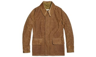 Barbour meet Saville Row's Norton & Sons for Fall Winter 2013 Collection