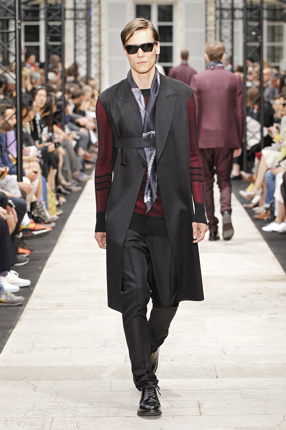 SS14 CERRUTI MEN PARIS 06/28/2013