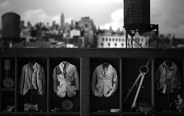 A Day in the Life of Engineered Garments Daiki Suzuki