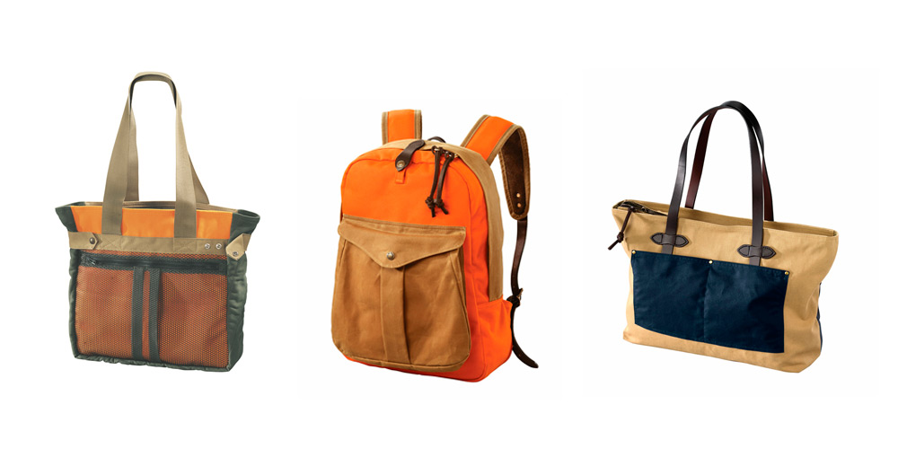Filson Bags and Luggage Fall 2013 Collection 1