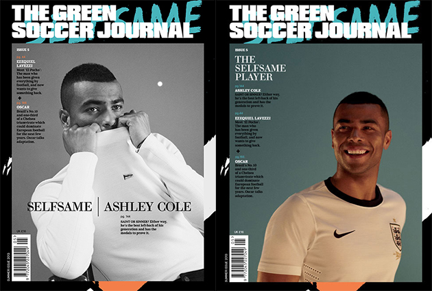 Green Soccer Journal