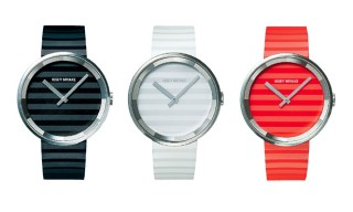 Issey Miyake Creates 'Please' Watch with Designer Jasper Morrison