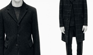An Uncluttered Campaign from Jil Sander for Fall Winter 2013