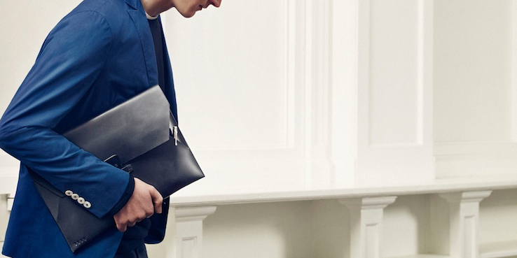 Just William Present their Leather Accessory Collection