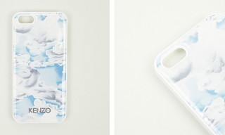 Kenzo Add Fall Winter 2013 Cloud Print to Their iPhone 5 Cases