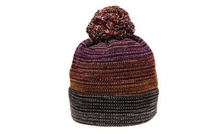 Missoni Multicoloured Degraded Bobble Beanie Hat