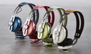New Sennheiser MOMENTUM On-Ear Headphones in Colors