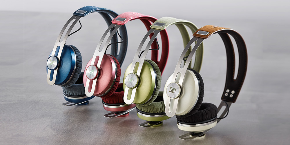 New Sennheiser MOMENTUM On-Ear Headphones in Colors 1