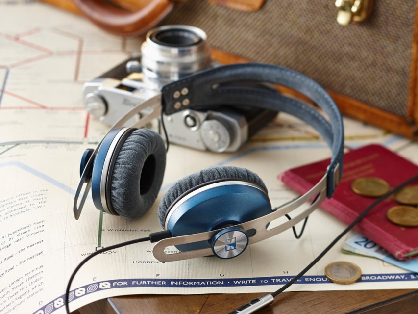 New Sennheiser MOMENTUM On-Ear Headphones in Colors 2