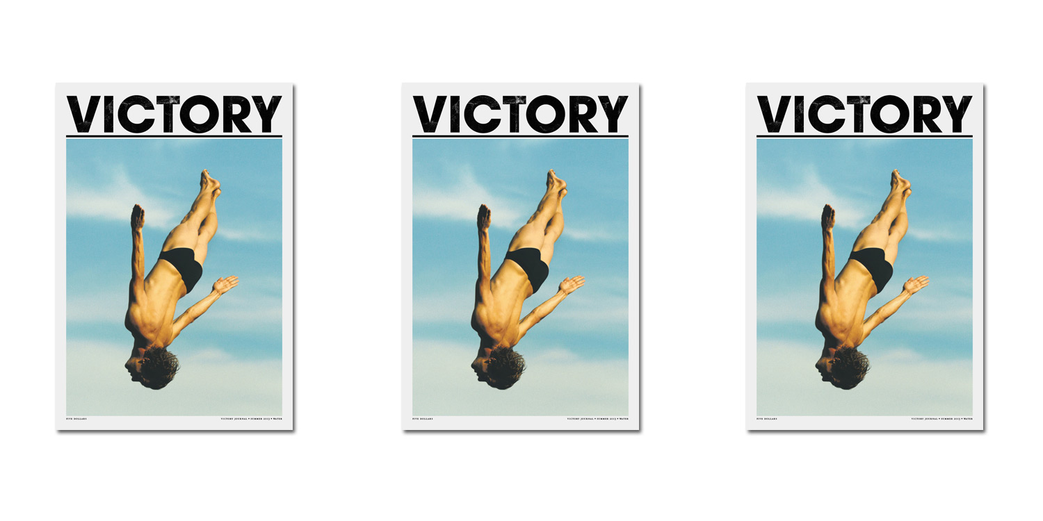 Victory Journal Issue 5 - Water 1