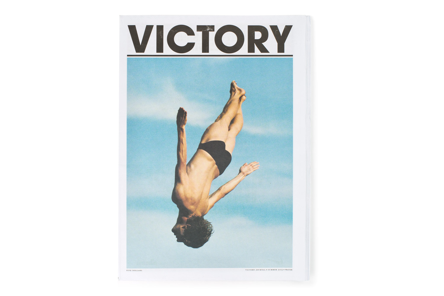 Victory Journal Issue 5 - Water 2