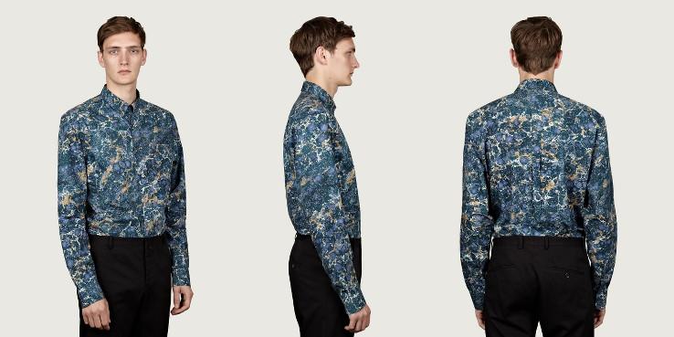 Acne Marble Shirt 2013 00