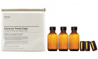AESOP Carry-On Tavel Case Kit
