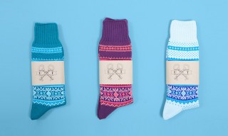 Chup for Up There Store Collaboration Sock Pack
