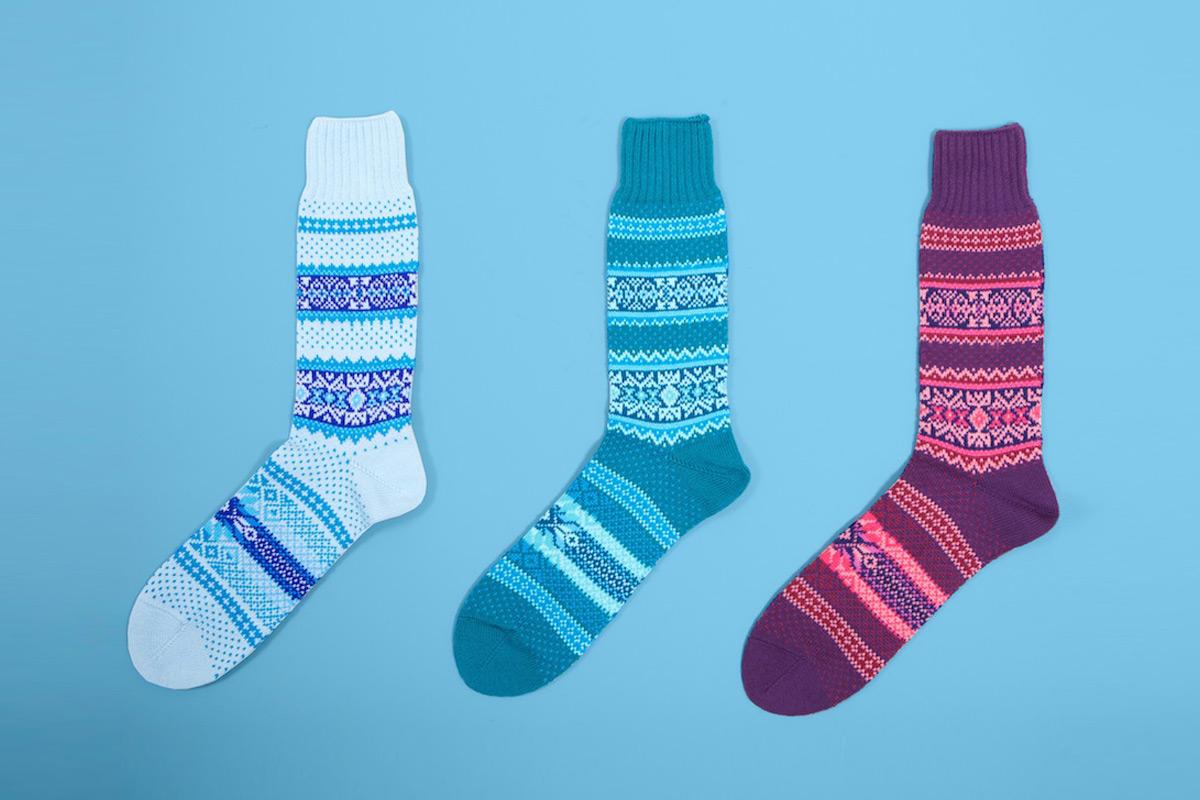 Chup Socks 2013 02