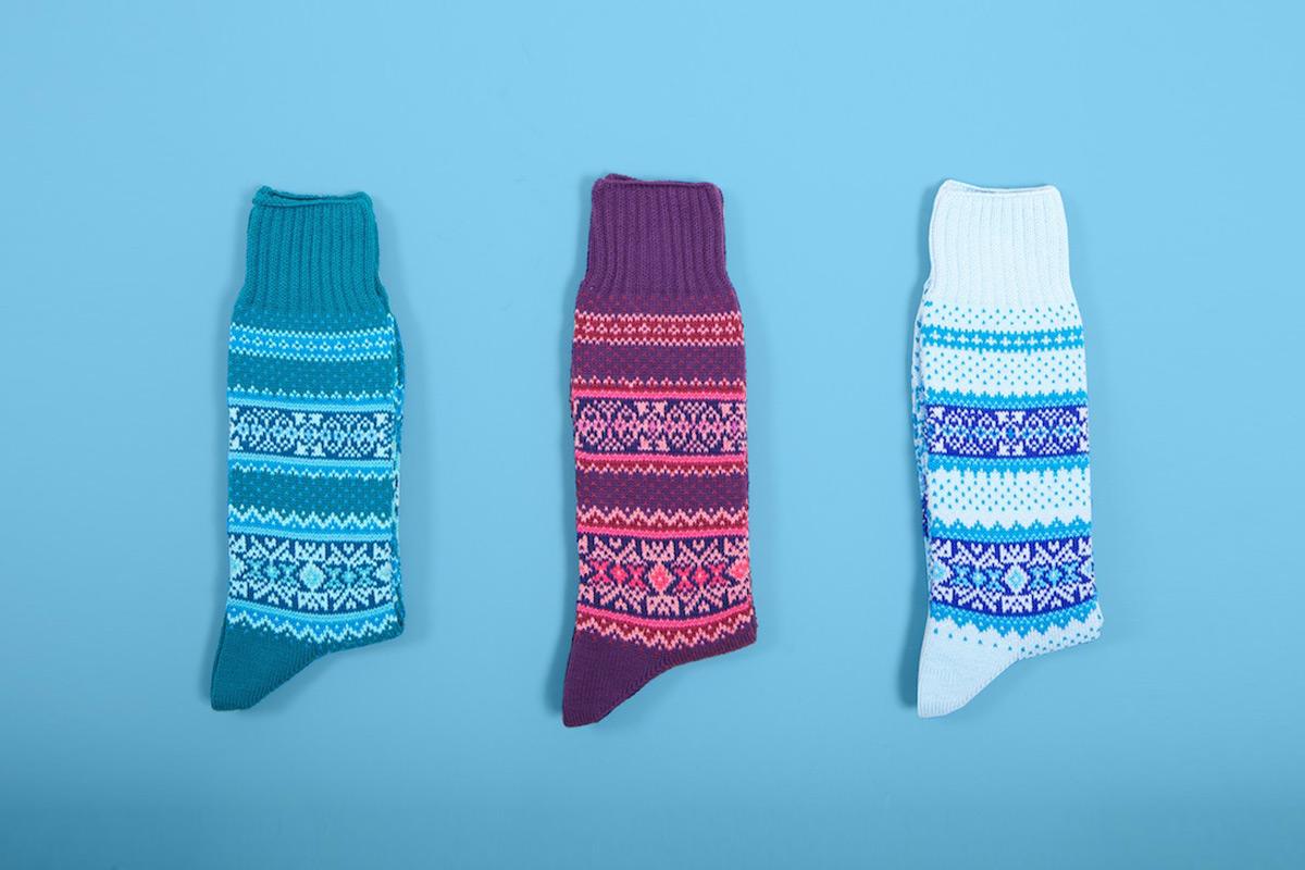 Chup Socks 2013 03