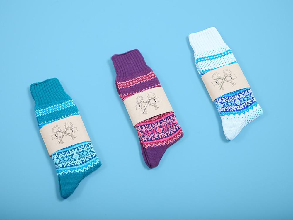 Chup Socks 2013 06