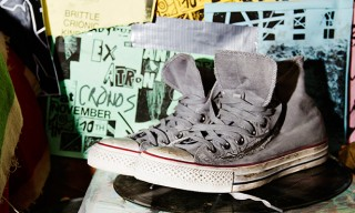"Converse Fall 2013 Chuck Taylor ""Rock Craftsmanship"" Sneakers"